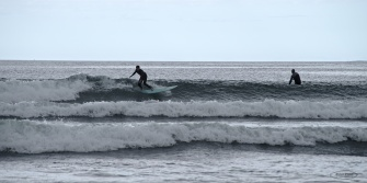 Surfer: Aaron O'Donnell