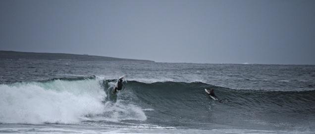 Surfer Andrew Kilfeather